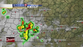 Kelly's Forecast: Saturday Night, August 27, 201