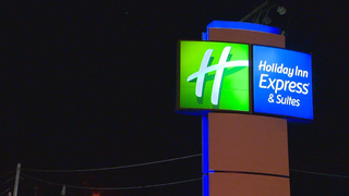 Police Search For Holiday Inn Express Robber