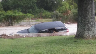 Flooding Hits Parts Of Middle Tennessee