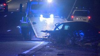 Doctor Stops To Help Victim Of I-40 Crash