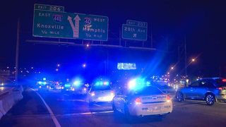Pedestrian Struck, Killed While Crossing I-40