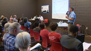 Meeting On Poverty Held In Music City