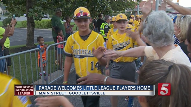 Mancini leads Endwell, New York, to Little League title game