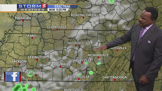 Lelan's Forecast: Monday, August 29, 2016