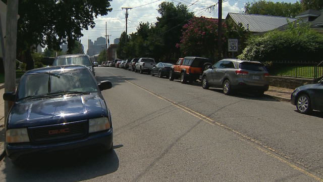 Germantown Area To Solve Parking Problem