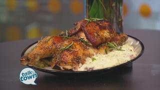Big Al's Deli: Roasted Garlic & Rosemary Chicken