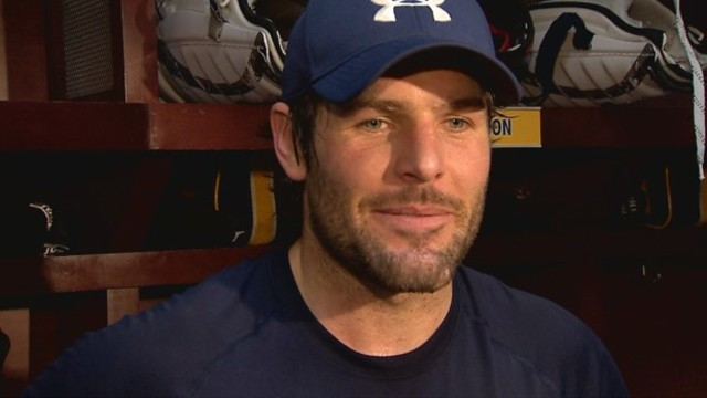 Predators name Mike Fisher as new team captain
