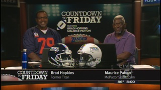 Countdown to Friday: Week 1
