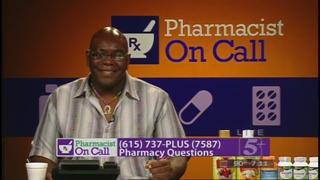 Pharmacist on Call: September 2016