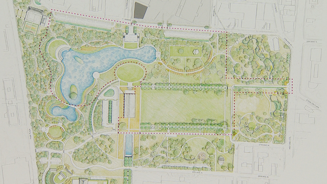 Phase 2 Planned For Centennial Park Renovations on
