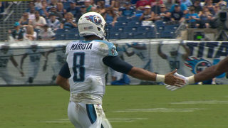 Mariota Healthy, Ready For Year 3 In NFL