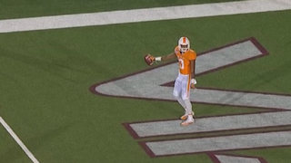 Record Crowd Watches Vols Beat Virginia Tech