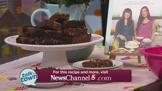 Trim Healthy Mamas' Guilt-Free Brownies - 2 Ways