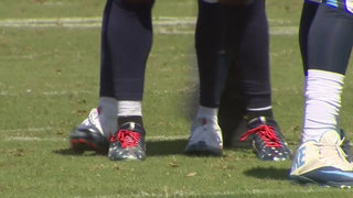 Mularkey To Pay Player's Fine For 9/11 Cleats