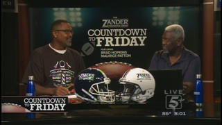 Countdown to Friday: Week 2