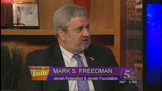 Issues of Faith: Jewish Federation & Jewish...