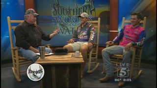 Southern Woods & Waters: Collegiate Bass Fishing