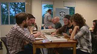 Celebrate Tennessee: Board Games Draw Crowds
