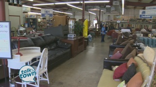 Ms. Cheap Shops ReStore: The Habitat Home Store