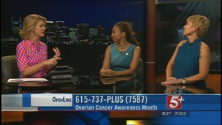 OpenLine: Ovarian Cancer Awareness Month