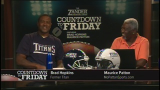 Countdown to Friday: Week 3
