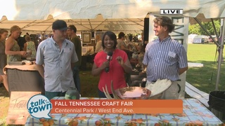 Fall Tennessee Craft Fair Preview