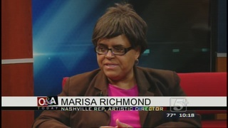 Out & About Today: Marisa Richmond DNC