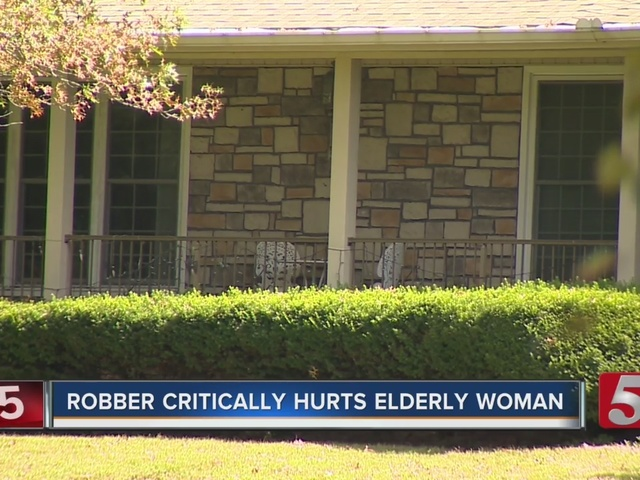 91-Year-Old Critically Injured In Home Invasion