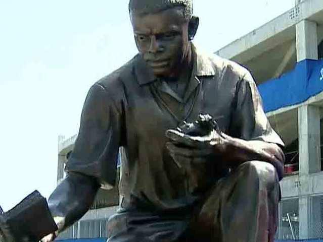 Ed Temple Statue Unveiled At TSU
