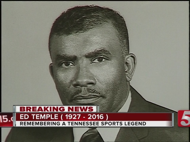 Legendary TSU Coach Ed Temple Dies At 89