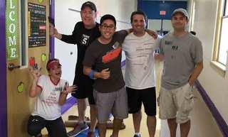 Volunteers Make 'Hands On Nashville' Successful