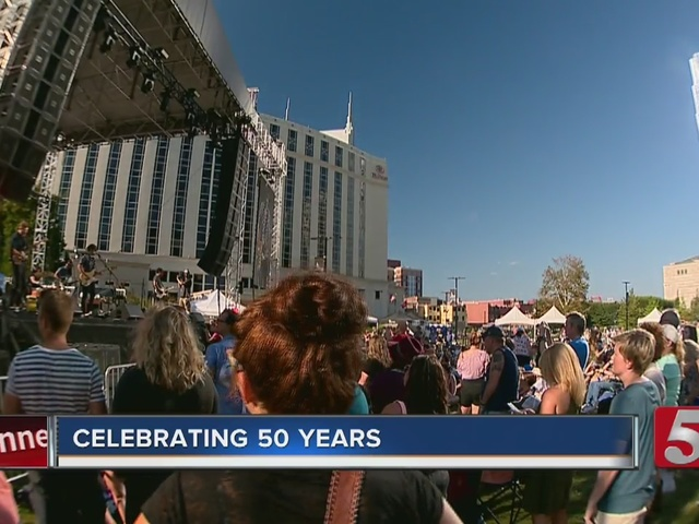 CMAs, Hall Of Fame Celebrate 50 Years