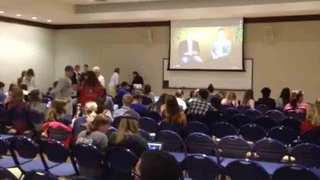 Debate Watch Party Held At Belmont University