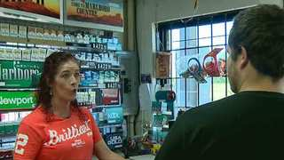 Store Owner Dragged Behind Vehicle After Robbery