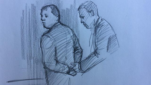 Sheriff Robert Arnold Arrested, Bond Revoked