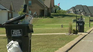 Trash Removal Company Fails To Show Up