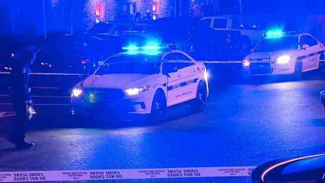 Man Shot Outside Hermitage Bar