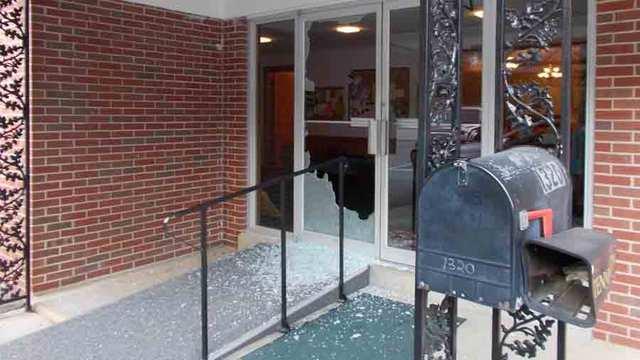 Bedford County Deputies Search Church Vandal