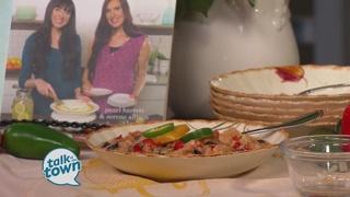 Trim Healthy Mamas' Chicken Jalapeno Popper Soup