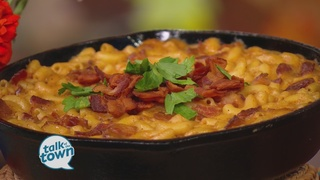 Lynne Tolley's Smoky Bacon Mac & Cheese