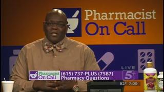 Pharmacist on Call: October 2016