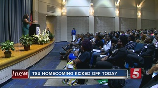 TSU Homecoming Week Kicks Off