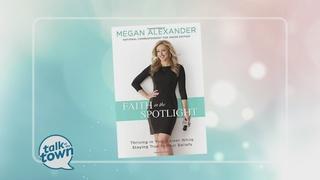 Inside Edition's Megan Alexander's new book