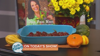 Nan Kelley: Spicy Sriracha Meatballs