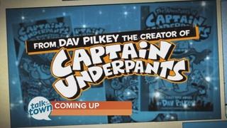 Author Dav Pilkey's new children's book DogMan
