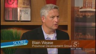 SCORE on Business: Provincial Development...