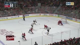 Blackhawks Beat Predators, 5-3