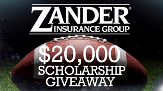 Countdown to Friday $20,000 Scholarship