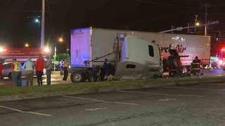 Crash In South Nashville Injures 4