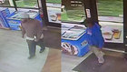 Gas Station Robbery Caught On Surveillance